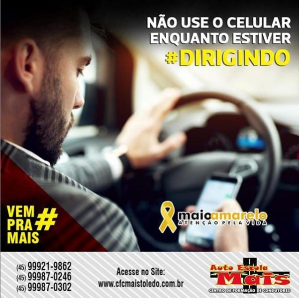 Dica do Dia - Auto Escola Mais Toledo