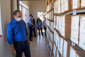 Nova sede do Arquivo Público já está à disposição da população de Toledo