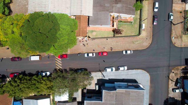 Rua Hilberto Peiter em Toledo está quase concluída
