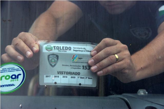 Deptrans realizará vistoria de veículos do transporte escolar de Toledo