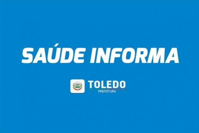 Prefeitura de Toledo informa UBS do Jardim Coopagro estará fechada para mudança