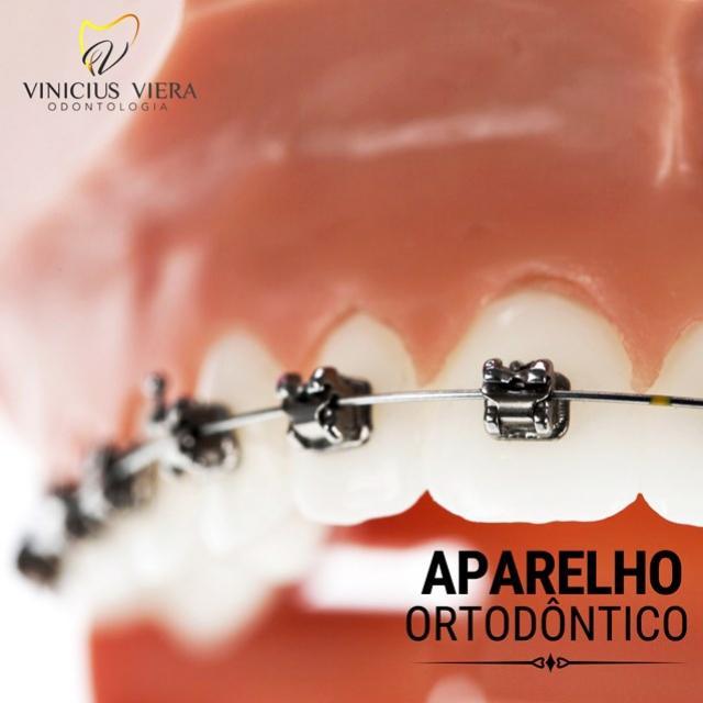 Consultório Vinicius Viera - Um sorriso bonito vai muito além de dentes brancos!