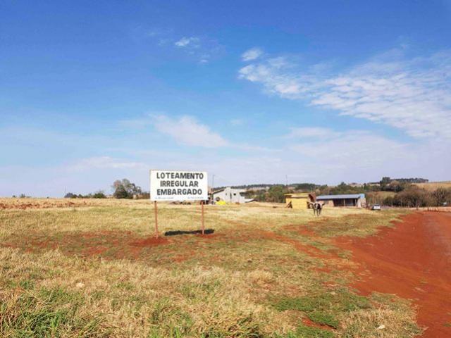 Prefeitura de Toledo irá responsabilizar proprietários de condomínios rurais irregulares