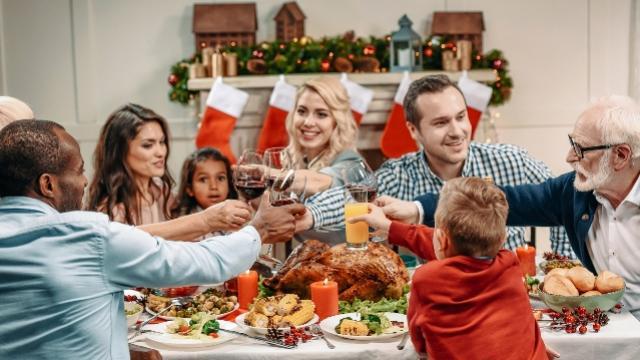 Por um Natal em família, todos precisam se proteger agora contra a Covid-19