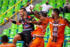 Cascavel e Londrina encerram Liga Nacional de Handebol no G9