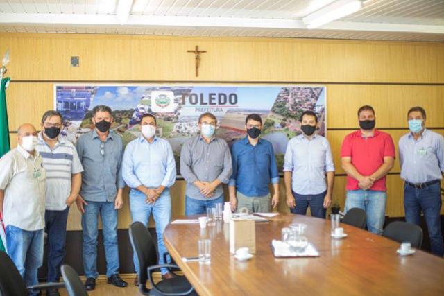 Prefeitura de Toledo e Unioeste constroem parceria para o desenvolvimento regional