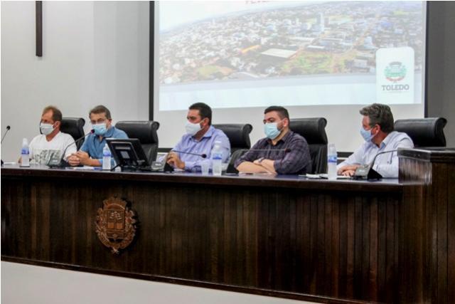 Governo Municipal apresenta números de 2020 a Comissão de Orçamento e Finanças