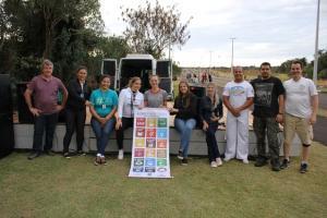 Dia Sem Celular movimentou Parque do Povo em Toledo
