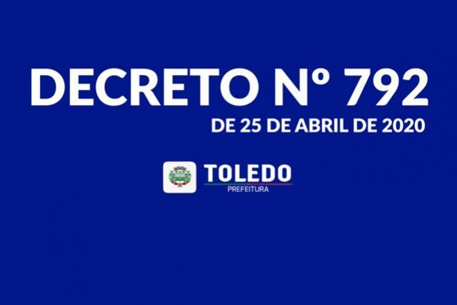 Decreto autoriza funcionamento de academias, transporte coletivo e comércio em Toledo