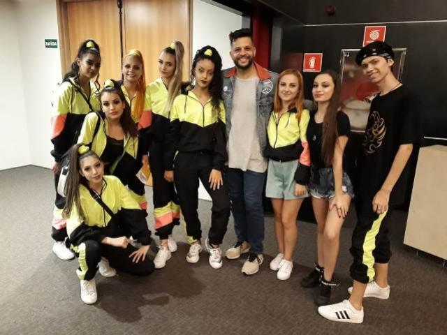 Toledo foi representado por 14 dançarinos no 7° Hip Hopé Vermelho