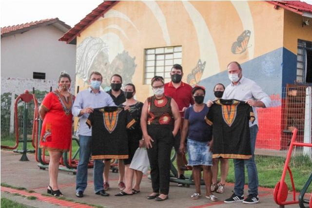 Embaixada Solidária recebe visita oficial do Poder Executivo