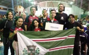 Toledo fica entre os cincos melhores na 8ª edição do Paradesportivos