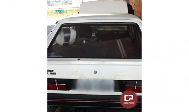 """PRF apreende adolescente que furtou veículo através de """"ligação direta"""" em Foz do Iguaçu"""