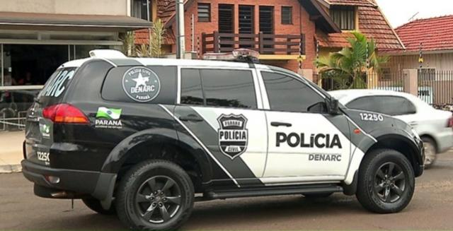 Denarc de Cascavel cumpre 2 mandados de prisão preventiva e um de busca e apreensão