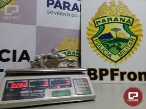 BPFron prende dois indivíduos após abordagem na cidade de Guaíra - PR