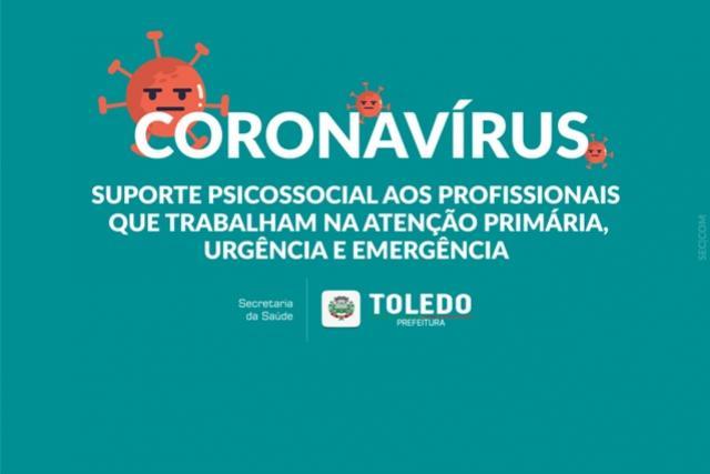 COVID-19: Suporte psicossocial aos profissionais que trabalham na atenção Primária, urgência e emergência