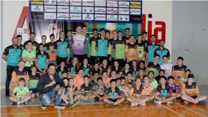 Toledo bate recorde e sedia o maior Campeonato Paranaense de Badminton