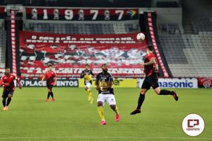 FC Cascavel sai em desvantagem no primeiro jogo da semifinal do Paranaense 2020