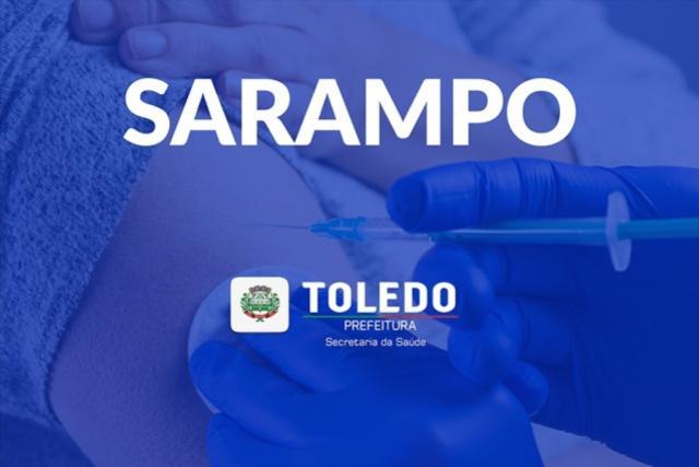 Dia D contra o Sarampo é sábado: Público alvo é de 20 a 29 anos