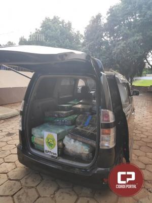 BPFron registra a maior apreensão de drogas em Foz do Iguaçu desde que a unidade foi criada