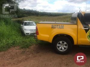 Equipe Rotam da 3° CIA da Polícia Rodoviária Estadual recupera 02 veículos roubados