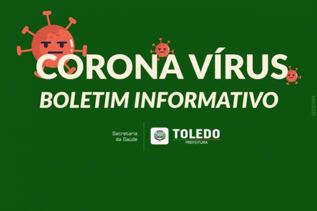 Coronavírus: Toledo tem sete casos descartados e 19 aguardam resultado de exames