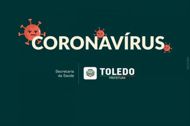 Toledo registra 62 óbitos por Covid-19