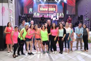 Servidores municipais deram Show de Talentos em Toledo