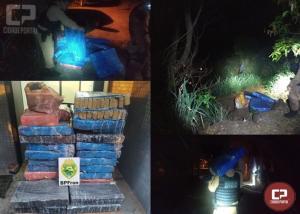 Operação Hórus impede que 506 Kg de maconha entrem no Brasil