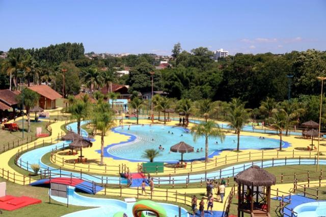 Parque Temático Das Águas Abre Temporada Neste Sábado, 30, em Toledo