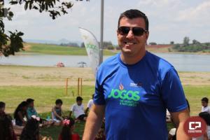 Show de encerramento dos Jogos de Aventura e Natureza acontece domingo, 01, em Carlópolis