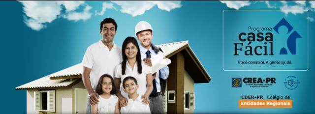 Crea-PR, Associação dos Engenheiros e prefeitura de Cascavel assinam convênio do programa Casa Fácil