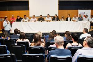 Conselho Estadual do trabalho realiza reunião em Toledo