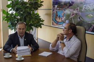 Delegacia Cidadã de Toledo dá mais um passo para a construção