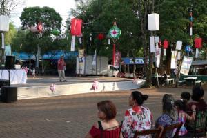 Festival Japonês Bon Odori ressalta cultura oriental em Toledo