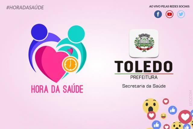 Saúde de Toledo promove a Semana Mundial do Aleitamento Materno