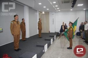 Solenidade de Entrega de Comando do BPFRON é realizada em Marechal Cândido Rondon-PR