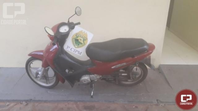 Condutor é preso por crime de trânsito e motoneta é apreendida em Loanda