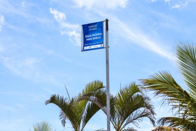 Paraná mantém qualidade das águas para banho no Litoral e Interior