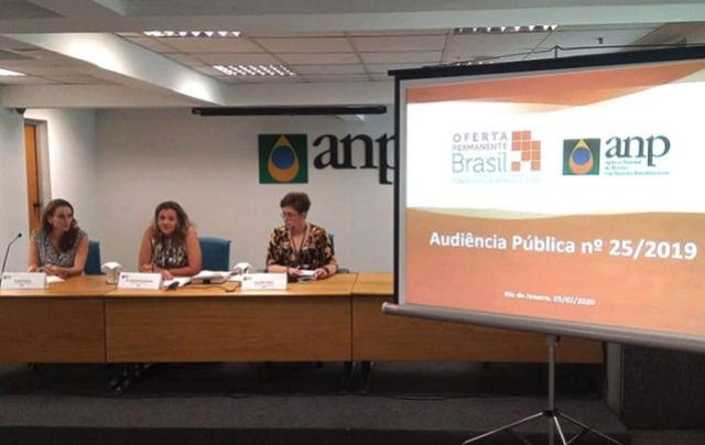 ANP discute aperfeiçoamento de regras e inclusão de novas áreas na Oferta Permanente