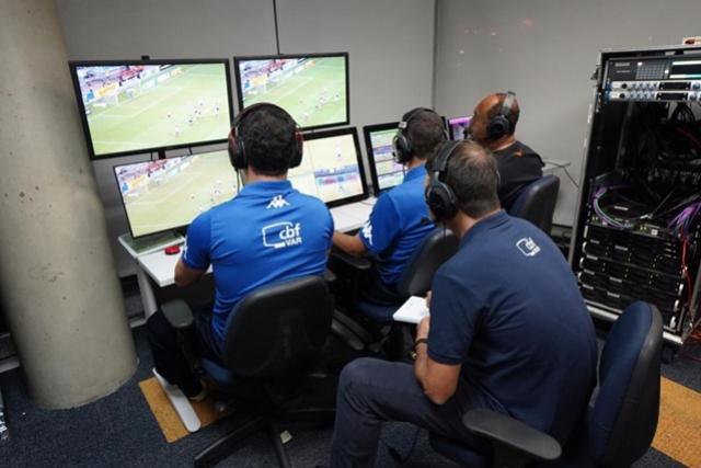 CBF realiza primeiro teste do VAR à distância da América Latina