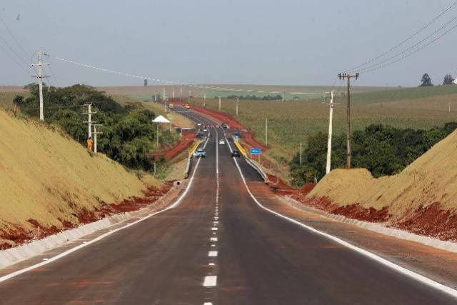 Confirmada proposta de R$ 183,4 mi para duplicar rodovia entre Maringá e Iguaraçu