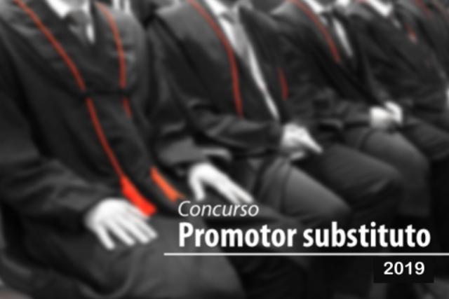 Primeira etapa do concurso para promotor substituto acontece neste domingo, 13