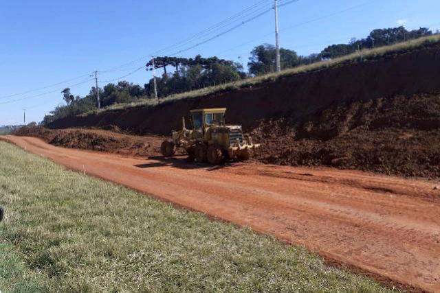 Obras de duplicação da BR-277 em Guarapuava iniciam por viaduto e vias marginais