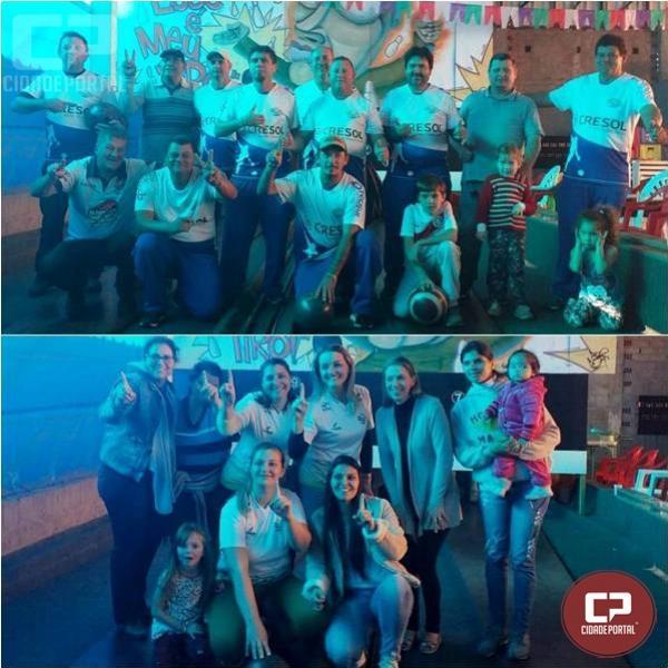 Boa Esperança do Iguaçu comemora título do bolão e tem classificação inédita na fase final dos JAPS