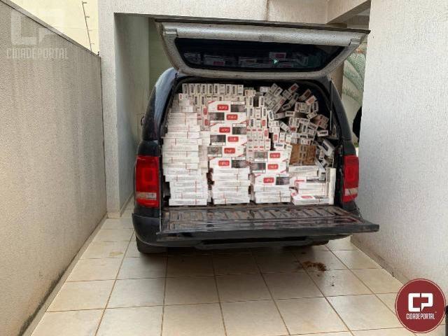 PF deflagra operação de repressão aos crime de descaminho e roubo de cargas
