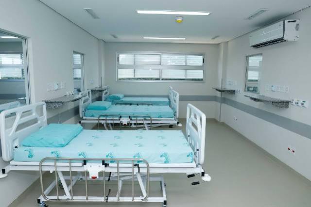 Governo ativa 15 novos leitos exclusivos para tratamento da Covid-19