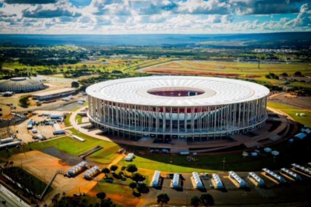 Brasília receberá Supercopa do Brasil no dia 16 de fevereiro