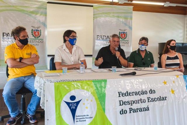 Atletas do Paraná poderão atuar em competições internacionais
