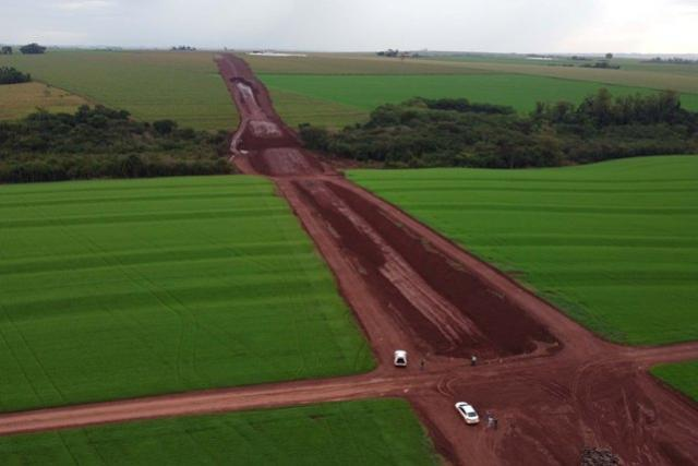 Investimento de R$ 263,5 milhões garante obras rodoviárias em todo o Paraná
